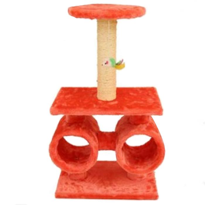 노랜드 고양이 캣타워 8021 길이 40cm x 너비 24cm x 높이 64cm