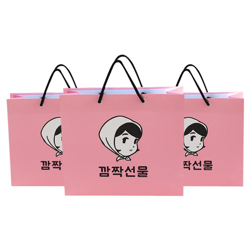 달퐁이네문방구 쇼핑백