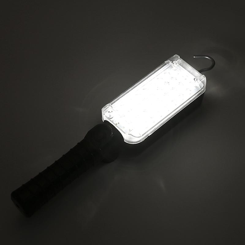 플라이토 34구 LED 충전식 다용도 작업등 랜턴 HY-201