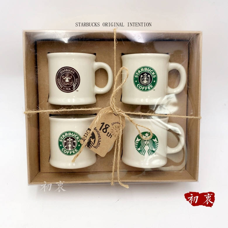 starbucks컵3oz(89ml)머그컵